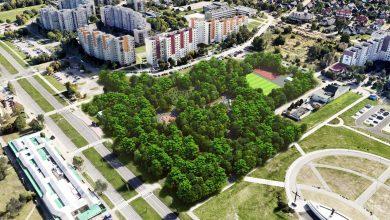 Sosnowiec jak Nowy Jork? Powstanie park w środku miasta! [WIZUALIZACJE]