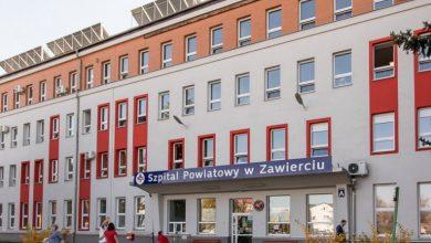 Szpital powiatowy w Zawierciu przejdzie metamorfozę i wzbogaci się o nowoczesny sprzęt (fot.slaskie.pl)