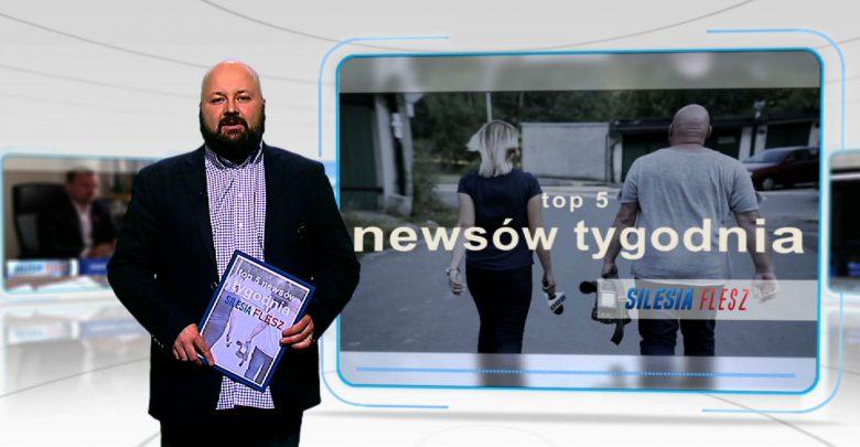 TOP 5 Newsów Tygodnia Silesia Flesz w każdą niedzielę o 19.50 na antenie Telewizji TVS!