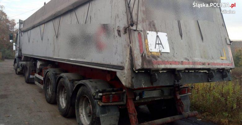 Złapany na gorącym uczynku. Nielegalny wysyp odpadów w Bytomiu (fot.poglądowe/KMP Gliwice)