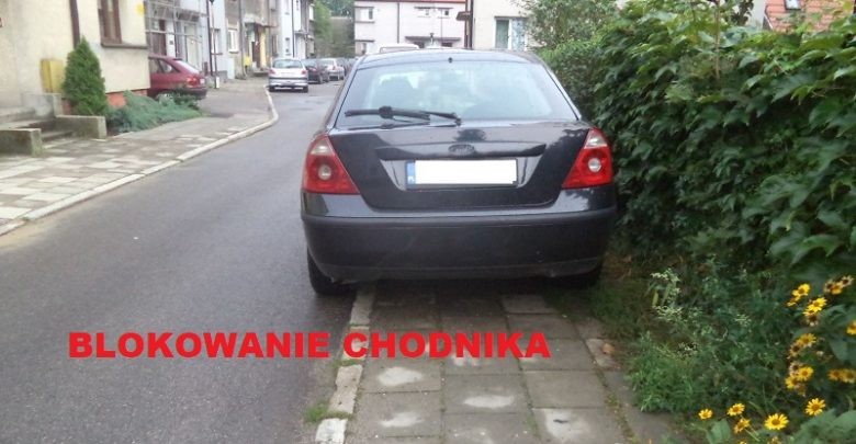 Oto mistrzowie parkowania z Gliwic [ZDJĘCIA] Zobacz TOP 10 września (fot. Straż Miejska Gliwice)