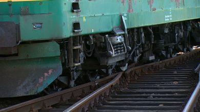 Tragedia w Bielsku-Białej: pociąg potrącił mężczyznę