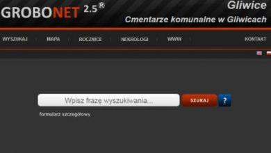 W Gliwicach mają internetowy cmentarz. Mieszkańcy znajdą na nim znajomych