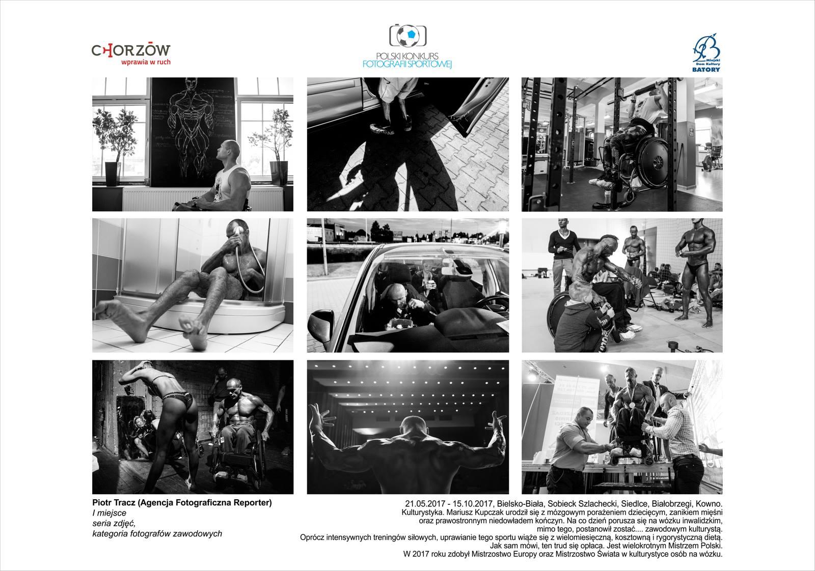 Znamy zwycięzców Polskiego Konkursu Fotografii Sportowej [GALERIA ZDJĘĆ]