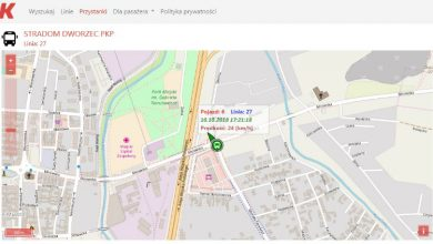 Częstochowa: mieszkańcy mogą śledzić autobusy za pomocą aplikacji