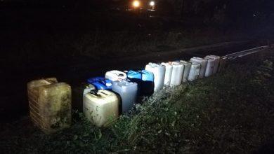 Okradł lokomotywę z 550 litrów paliwa. Został złapany na gorącym uczynku (fot.Policja Dolnośląska)