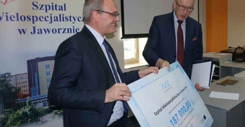 Nowy sprzęt w szpitalu w Jaworznie. Kupią aparat USG i kardiomonitor