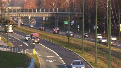 4-kilometrowy odcinek drogi w Sosnowcu przy ulicy 3 Maja to teraz buspas