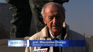 Prof. Mieczysław Chorąży o tym, jak ważna jest Niepodległość [WIDEO] (fot.mat.TVS)