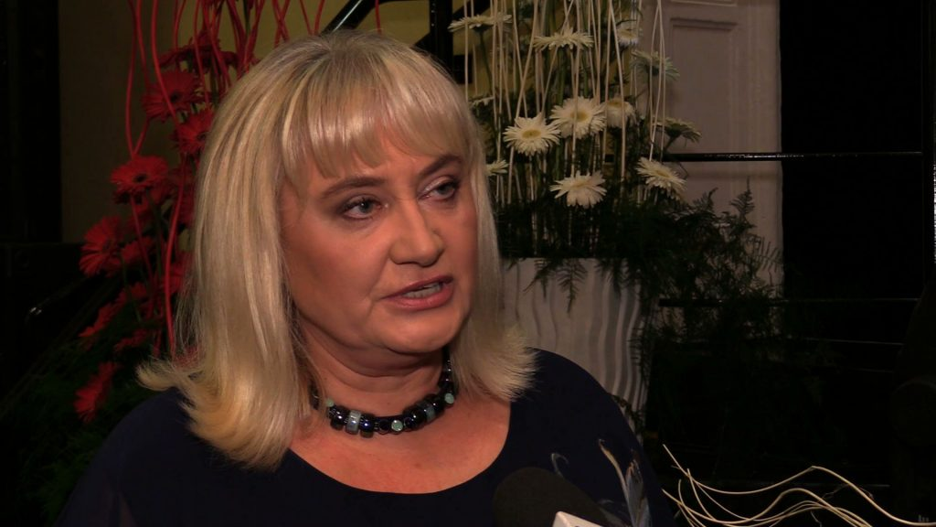 Nagroda HANYSY dla Telewizji TVS to piękne i wspaniałe podsumowanie tego, co robimy od 10 lat - mówi Małgorzata Piechoczek, dyrektor TVS
