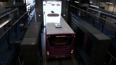 Niektórzy przecierają oczy ze zdumienia - ale to działa. Samo-wymieniające się baterie napędzają elektryczne autobusy.