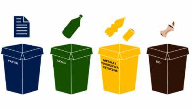 Sosnowiec: od 1 stycznia segregowanie odpadów po nowemu