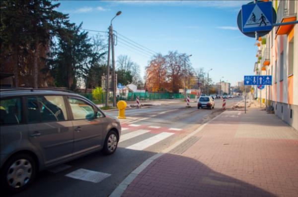 UTRUDNIENIA w Sosnowcu: zamknięta ulica Grota-Roweckiego