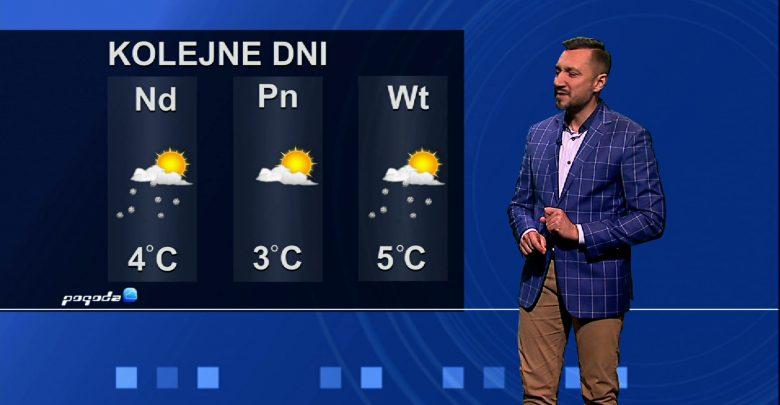 Koniec żartów! Opady śniegu na Śląsku i w Zagłębiu jeszcze w ten weekend!