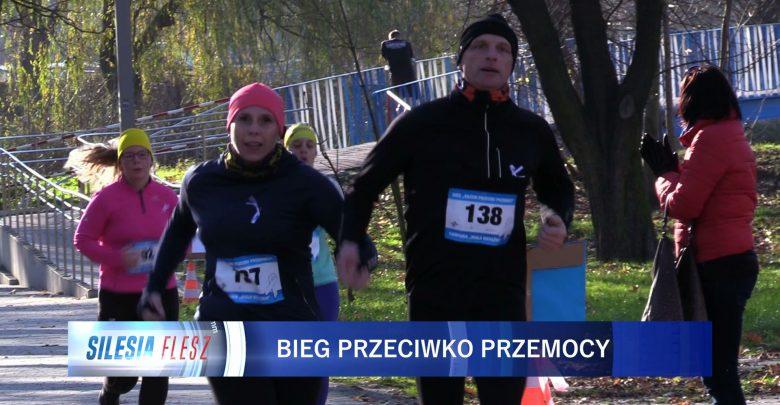 """Przemocy wobec kobiet mówią stanowcze NIE. Kampania """"Biała Wstążka"""" w Czeladzi [WIDEO] (fot. mat.TVS)"""