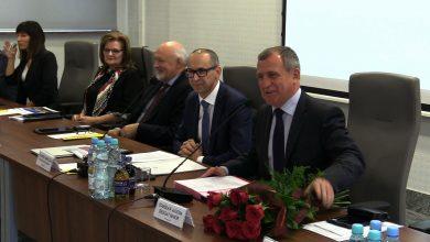 Prezydent Tychów Andrzej Dziuba zastąpił Marcina Krupę na stanowisku przewodniczącego zgromadzenia Metropolii.