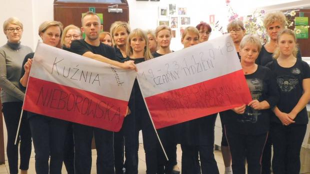 Czarny tydzień w niemal całej Polsce: pracownicy socjalni strajkują