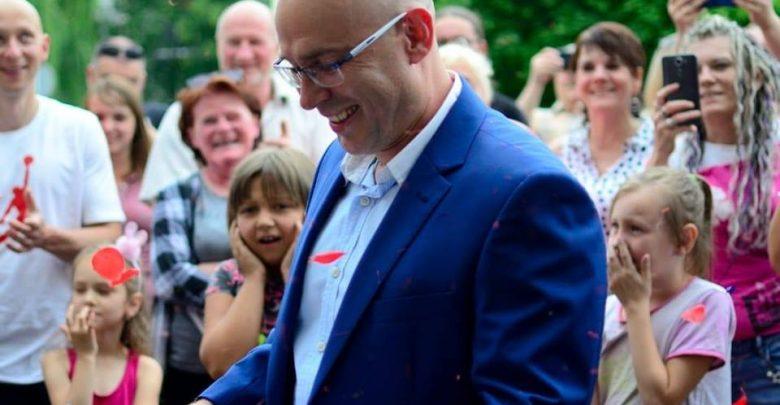 Mysłowice: Dariusz Wójtowicz pokonał Wojciecha Króla i został prezydentem miasta. fot.facebook.com/pg/dariuszwojtowicz.net