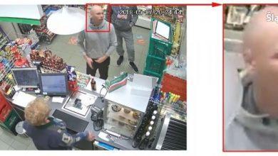 """Bielsko-Biała: Ukradł """"Czarną kobietę"""". Poznajecie go? [ZDJĘCIA] (fot.KMP Bielsko-Biała)"""