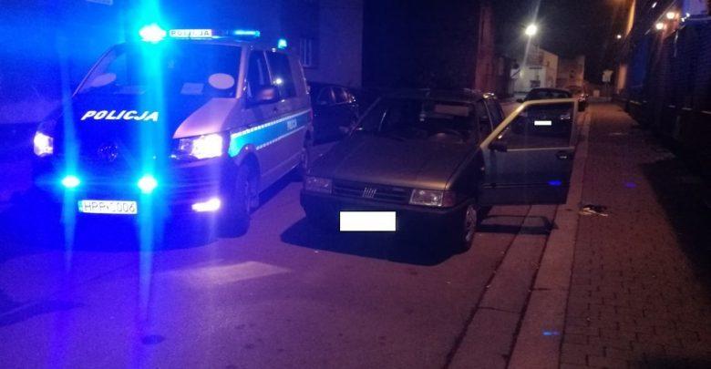 Szaleńczy pościg w Chorzowie [FOTO] 17-latek uciekał kradzionym samochodem