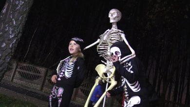 Biegające kościotrupy, czyli Halloween Masakrator w Dolinie Trzech Stawów