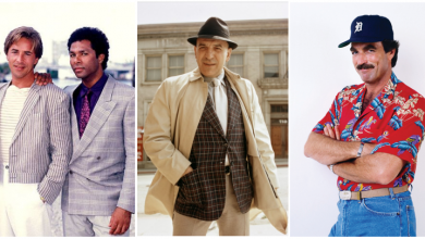 Serial Miami Vice, Kojak i Magnum (fot. TVS)
