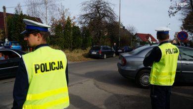 """Akcja """"Znicz 2018"""": prawie 400 pijanych kierowców i 21 ofiar śmiertelnych (fot.Śląska Policja)"""