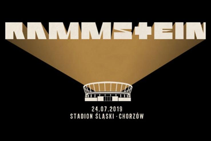 Koncert Rammstein na Stadionie Śląskim. Niemiecki zespół industrial metalowy zagra 24 lipca (graf. materiały organizatora)