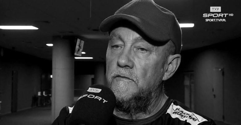 Andrzej Gmitruk nie żyje. Wybitny trener bokserski zginął w pożarze domu (fot.TVP Sport)