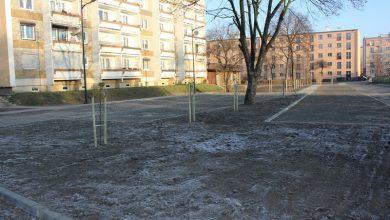 Ruda Śląska: 60 nowych miejsc parkingowych w Halembie (fot.UM Ruda Śląska)
