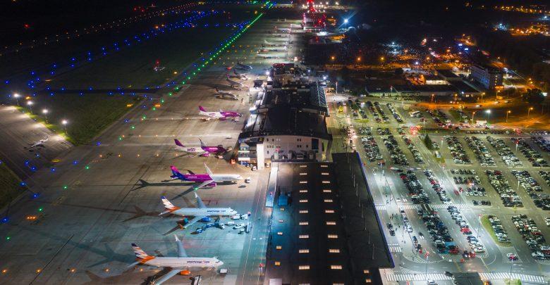 Górnośląskie Towarzystwo Lotnicze SA pod adresem www.katowice-airport.com uruchomiło nową stronę internetową pyrzowickiego lotniska (fot.Katowice Airport)