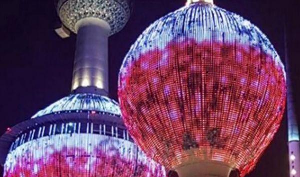 Biało-czerwone piramidy, wodospad Niagara i drapacze chmur w Dubaju. 100-lecie niepodległości Polski świętowane na całym świecie!
