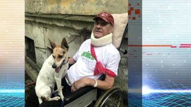 Ryszard Szurkowski, sparaliżowany po wypadku nie zostaje sam ze swoim dramatem