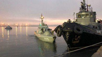Szef MON o sytuacji na Morzu Azowskim Raporty służb nie wykazują zagrożenia dla Polski