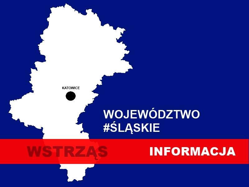 Wg informacji Wojewódzkiego Centrum Zarządzania Kryzysowego epicentrum wstrząsu to rejon kopalni JSW KWK Budryk w Ornontowicach w powiecie mikołowskim