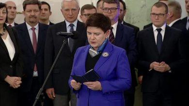 Beata Szydło wystartuje w wyborach do Parlamentu Europjskiego? Pojawiła się taka propozycja (fot.archiwum TVS)