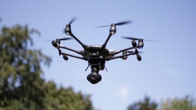 Czy drony mogą być przydatne na składowiskach odpadów? (fot.poglądowe/www.pixabay.com)