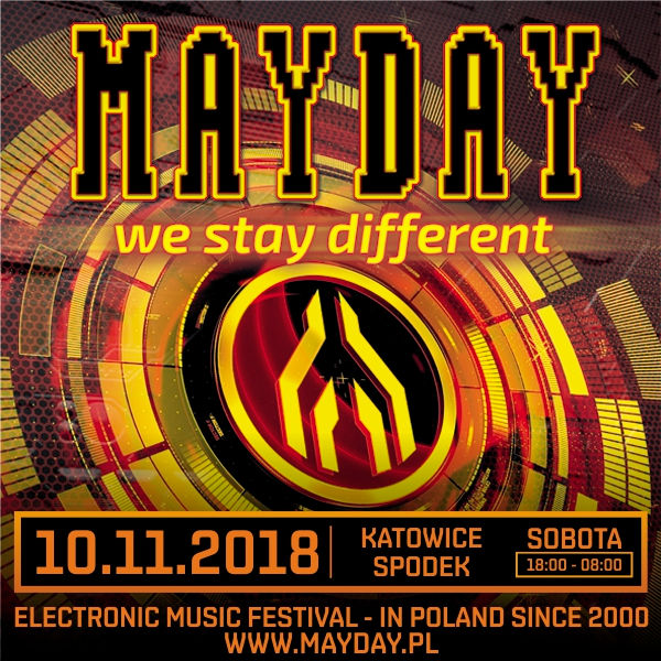 Katowice: Mayday 2018 [BILETY] (fot.empikbilety.pl)