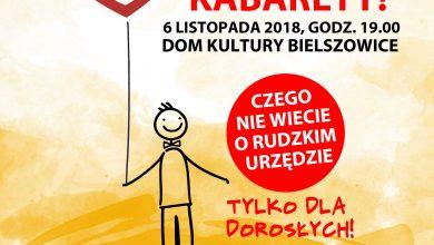"""Ruda Śląska: """"O rety! Urzędowe kabarety"""". Urzędnicy wystąpią na scenie dla 9-letniego Kacpra, który walczy z glejakiem wielopostaciowym (fot.UM Ruda Śląska)"""
