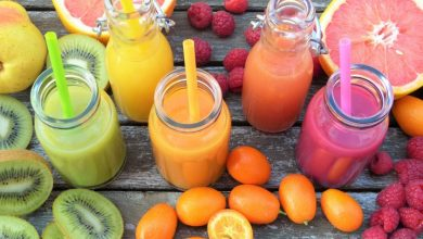 Przepisy na koktajle i smoothie (fot. pixabay.com)