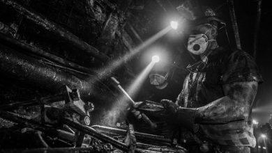 Jak wygląda praca górników pod ziemią? Zobacz zdjęcia. Fot. Paweł Jędrusik