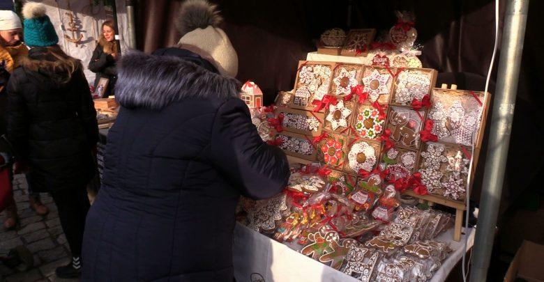Jarmark Świąteczny na Nikiszu. Zobacz wideo (fot.Paweł Jędrusik)