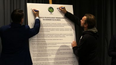 Katowice: Solidarni dla Klimatu. Samorządowcy z całej Polski zobowiązują się chronić klimat