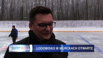 Katowice: Lodowisko w Murckach otwarte [WIDEO] (fot.mat.TVS)