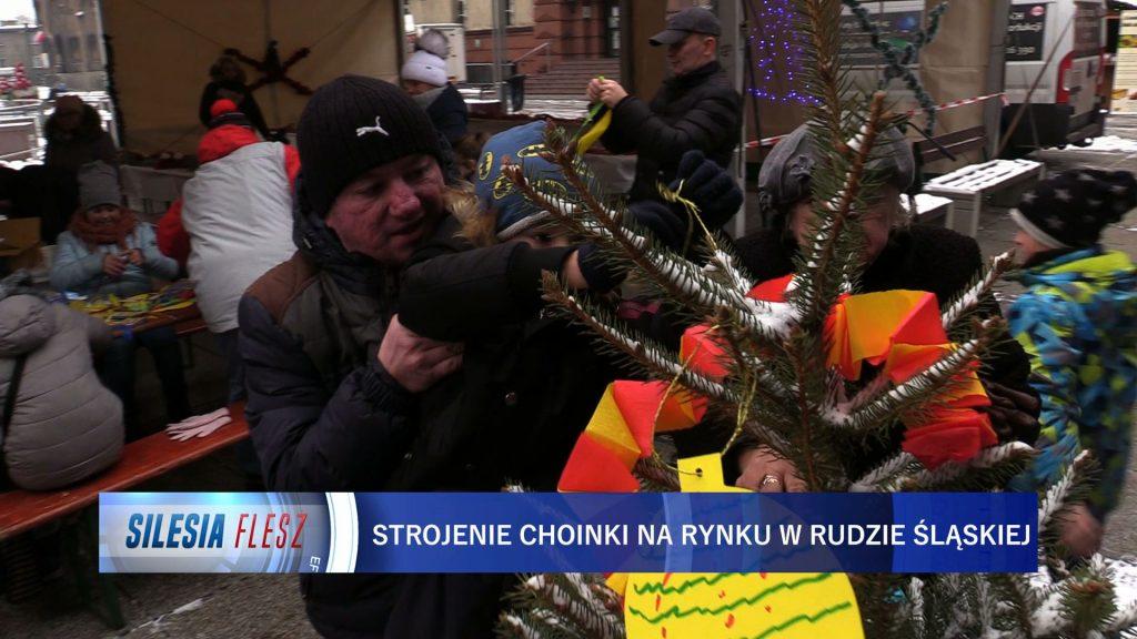 Ruda Śląska: Wspólne ubieranie choinki, kolędowanie i wieczerza! Jarmark i Rudzki Wigilijny Stół