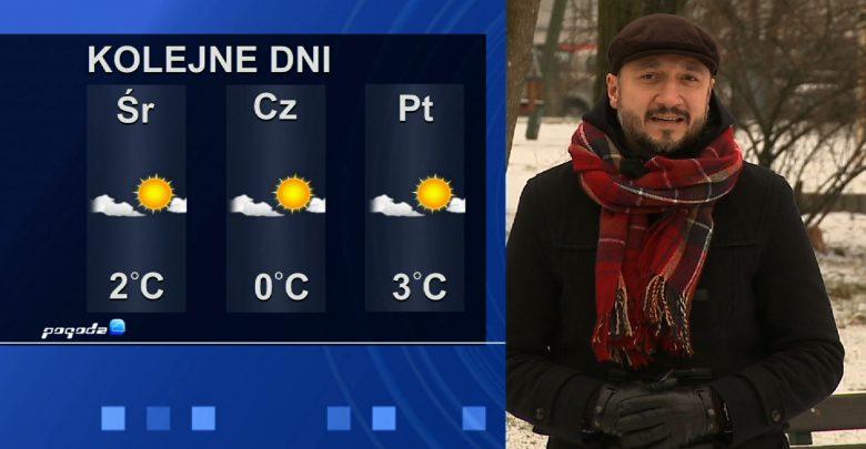 I to było na tyle w kwestii zimy. Idą plusy i słońce! [PROGNOZA POGODY]