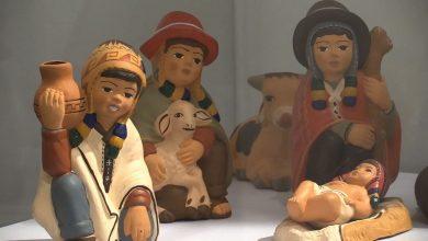 Boże Narodzenie w miniaturze, czyli piękne szopki i betlejki w Muzeum Górnośląskim w Bytomiu