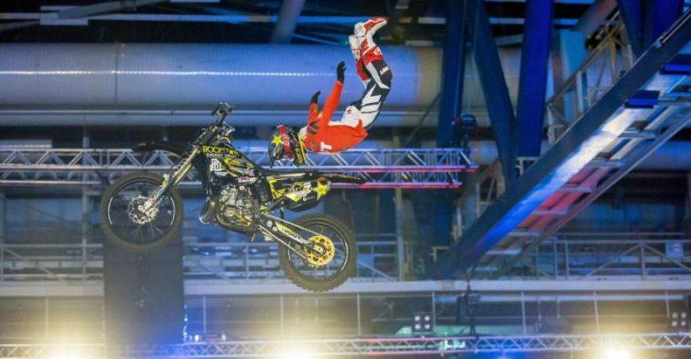 Loty w powietrzu, akrobacje na quadzie - to wszystko podczas Freestyle Heroes – Extreme & Moto Show w Gliwicach