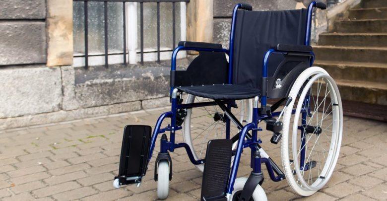 Gliwice: Potrącenie niepełnosprawnej na przejściu dla pieszych. 52-latka nie przepuściła kobiety na wózku (fot.UM Bytom)