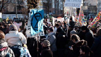Marsz dla klimatu w Katowicach: organizatorzy mają zastrzeżenia do działań policji [WIDEO]